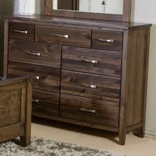 mako bedroom furniture mako wood furniture dressers scarlet dresser 4100 40 9 9 drawers