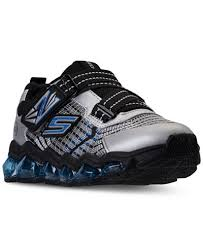 skechers light up shoes on off switch skechers little boys s lights turbo flex radex light up athletic