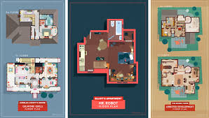 golden girls floorplan from buffy to breaking bad sherlock to stranger things here are