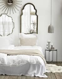 deco chambre et blanc la chambre blanche en faa ons decoration deco blanc noir argent