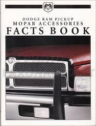 1994 dodge ram cummins turbo diesel pickup truck original owner manual