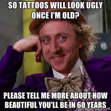 U Meme - tattoo artist magazine l tattoo memes tattoos empower