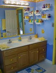 bathroom theme rubber ducky bathroom decor accessories displays home interiors