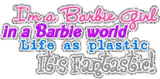 I M A Barbie Girl Meme - barbie pictures barbie graphics barbie comments barbie graphics