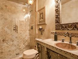 Spanish Style Bathroom by An Iconic Hollywood Hills Spanish Style Homeaway Hollywood