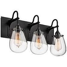 Industrial Bathroom Lights Black Industrial Bathroom Lighting Ls Plus