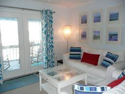 cottage livingroom living room impressive white beach themed living room with