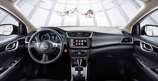 nissan sylphy 2014 nissan sylphy interior 2016 simplecars