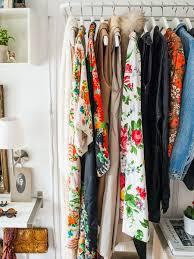 Wardrobe Clothing Buying Purging Bad Shopping Habits