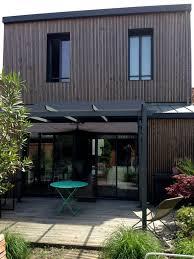 bardage bois claire voie maison réhabilitée avec bardage à claire voie architecte