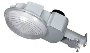 led dusk to dawn security light wisdom s 45w and 70w dusk to dawn led security lights are ul dlc