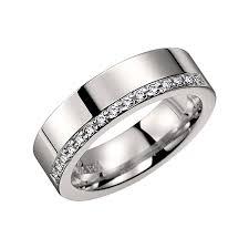 shalins ringar vigselring schalins palladium wsi diamanter 0 15 ct