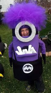 Minion Halloween Costume Toddler Purple Minion Costume Evil Minion Halloween