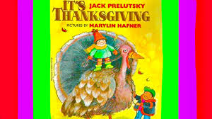 the thanksgiving poem book it s thanksgiving read