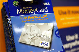 prepaid credit card pre paid wal mart visa cards attract those who away from banks