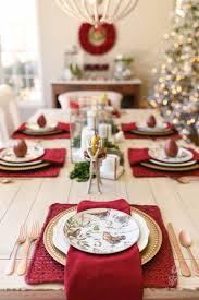 how to set an informal table 12 days of christmas table setting