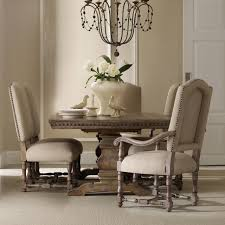 dining arm chairs upholstered hooker furniture sorella formal dining set with rectangular table