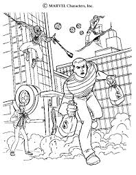 green coloring page sandman stealing money coloring pages hellokids com