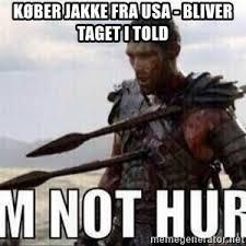 Hurt Meme - i m not hurt meme generator