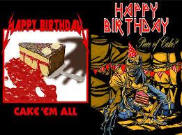 heavy birthday to you metal birthday greeting cards metalsucks