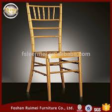 Chiavari Chair Company Transparent Aluminum Golden Wedding Chiavari Chair D 001 Buy