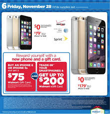 tv best deals black friday walmart walmart u0027s black friday deals bundle 30 gift card with 200 ipad
