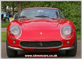 first ferrari simon cars ferrari 275