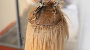 la hair extensions how to remove all hair extension types angel hair extensions