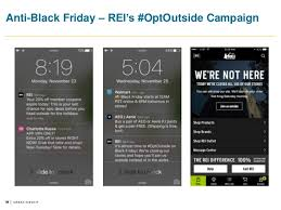 charlotte russe black friday holiday mobile campaign strategies