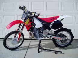 honda cr 500 cr 500 gearing south bay riders