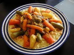 cuisine marocaine couscous couscous aux légumes à la marocaine avec thermomix recette thermomix