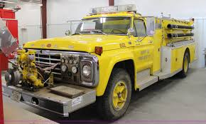 1979 ford f700 firetruck item e4232 sold tuesday novemb