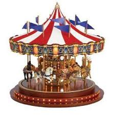 gold label mr 75th anniversary carousel