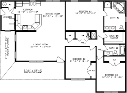 ranch modular home floor plans the jasper modular home floor plan jacobsen homes 75589 cavareno