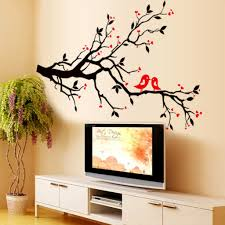 home decor wall art stickers compare prices on birds wall stickers