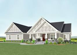 plan 77615fb one level shingle style house plan architectural
