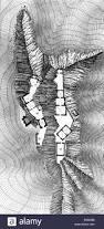 architecture floor plans buffavento castle cyprus bulit 11th