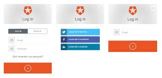 Social Tables Login Lock User Configurable Options