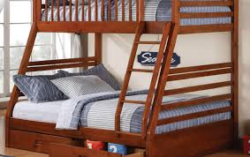 Bunk Beds With Trundle Bed Bunk Beds With Steps Style Alcor Twin Over Twin Bunk With