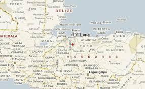 lima map la lima location guide