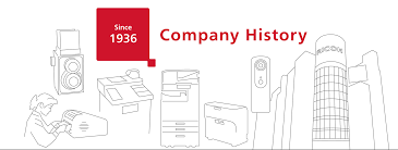 company history about ricoh global ricoh