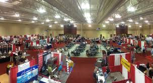 trade shows expos charleston coliseum performing arts