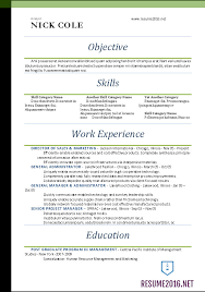 resume templates 2016 word standard resume template learnhowtoloseweight net