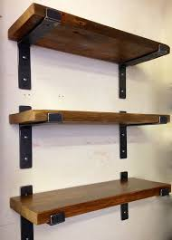 Plans For Wooden Shelf Brackets by Heavy Duty Invisible Floating Shelf Bracket 26