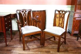 chippendale dining room set creative mahogany chippendale dining chair starlize me