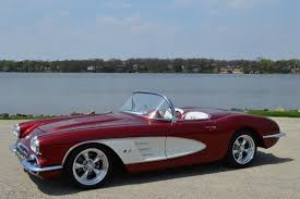corvette restomods for sale 1960 chevy corvette resto mod convertible custom for sale photos