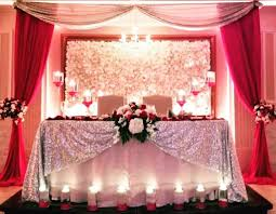 Red And Gold Reception Decoration Receptionstage Hashtag On Twitter