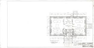 Floor Plan Of A Library by Hamburg Public Library U2013 Carnegie Libraries In Iowa Project