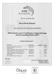 Counselling Skills And Techniques Hypnotherapy Certificate