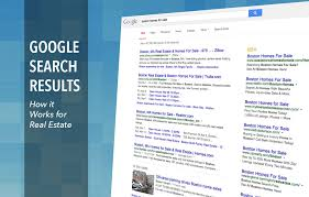 google search results how it works for real estate placester